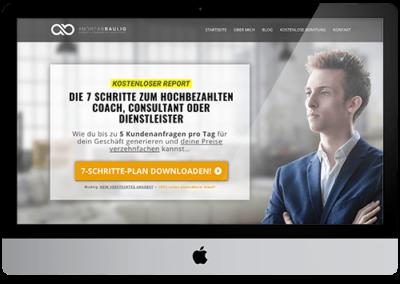 andreasbaulig.de – Website