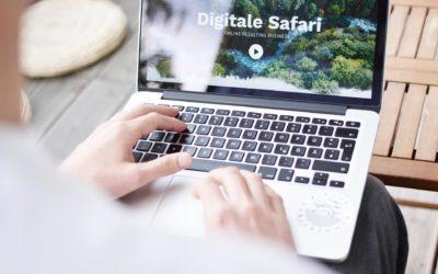 Case Study: Digitale Safari online Kundengewinnung – über 470 Anfragen in 4 Monaten